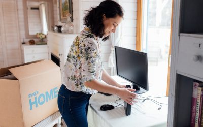 SYKESHome, the advanced work-at-home solution.